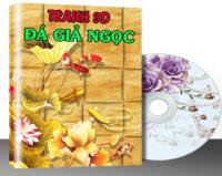 G002 – TRANH 3D & ĐÁ GIẢ NGỌC Vol.2 (193 MẪU)