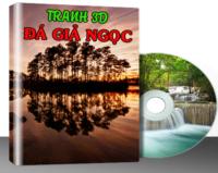 G005 – TRANH 3D & ĐÁ GIẢ NGỌC Vol.5 (537 MẪU)