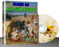 G008 – TRANH 3D & ĐÁ GIẢ NGỌC Vol.8 (361 MẪU)