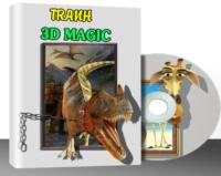 H001 – TRANH 3D MAGIC VOL.1 (202 MẪU)