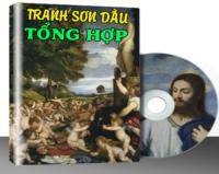T001 – TRANH SƠN DẦU VOL.1 (4.800 MẪU)