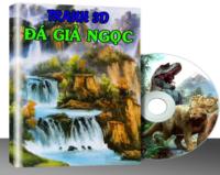 G009 – TRANH 3D & ĐÁ GIẢ NGỌC Vol.9 (408 MẪU)