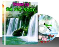 G010 – TRANH 3D & ĐÁ GIẢ NGỌC Vol.10 (431 MẪU)
