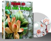 G011 – TRANH 3D & ĐÁ GIẢ NGỌC Vol.11 (334 MẪU)