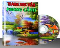 T004 – TRANH SƠN DẦU VOL.4 (2018 – PHONG CẢNH)