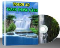 Z01 – TRANH PHONG CẢNH, THÁC NƯỚC VOL.1 (2018)