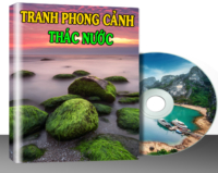Z02 – TRANH PHONG CẢNH, THÁC NƯỚC VOL.2 (2018)